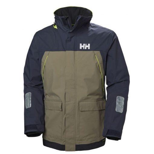 Men's Pier navy blue outerwear helly hensen Jacket