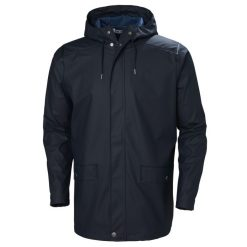 Helly Hansen Mens Moss Rain Coat