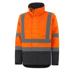 Men's Alta Insulated orange Jacket