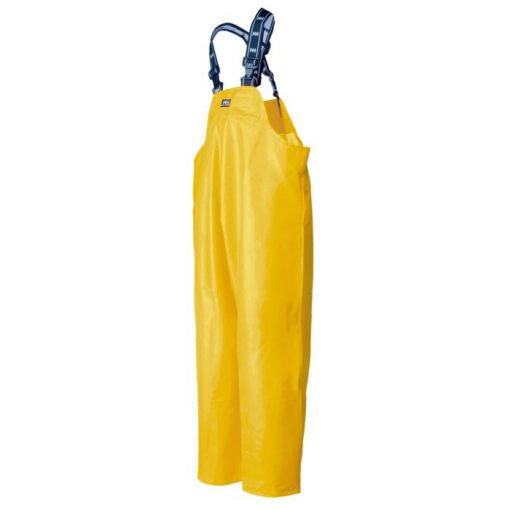 Men's light yellow Highliner Bib