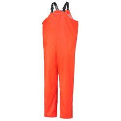 Men's waterproof orange Horten Bib