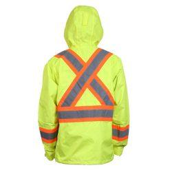 Men's yellow Alta Shelter Jacket