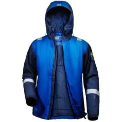 Men's lightweight blue Winter Jacket