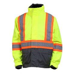 Men's hi viz Alta Cis Jacket
