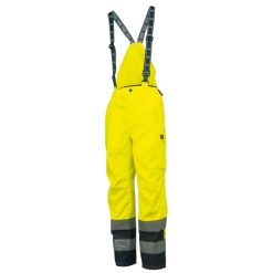 Men's yellow waterproof Potsdam Pant