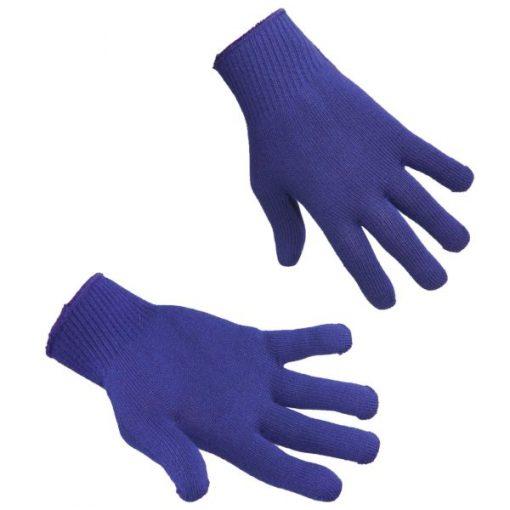 Navy blue Unisex Liner Glove's