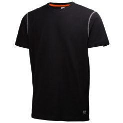 Men's Oxford black baselayer T-Shirt