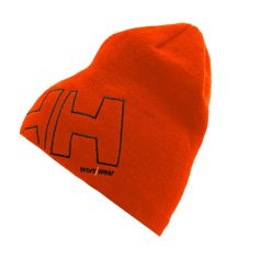 Unisex dark orange WorkWear Beanie