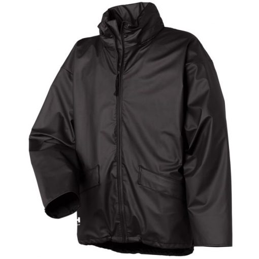 Voss Waterproof Pu Rain Jacket