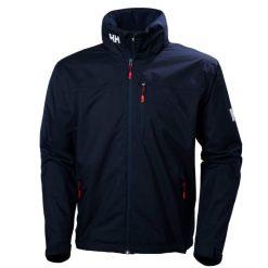 Helly Hansen Mens Crew Hooded Jacket