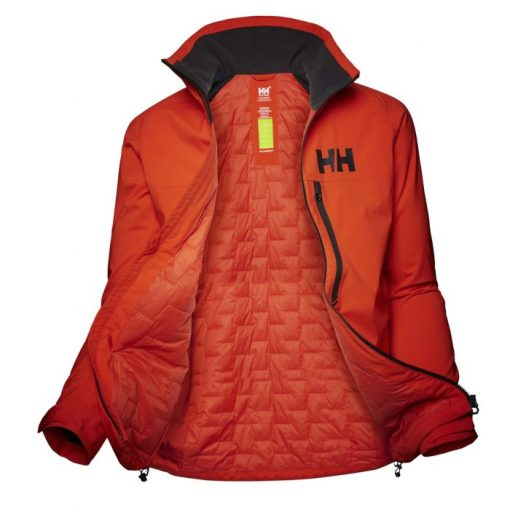 Helly Hansen Mens Hp Racing Midlayer Jacket