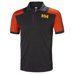 Helly Hansen Mens Lifa Active Light Short Sleeve Polo