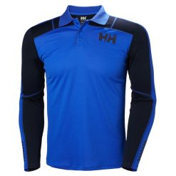 Helly Hansen Mens Lifa Active Light Long Sleeve Polo