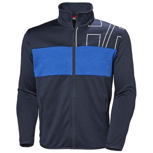 Helly Hansen Mens Colorplay Midlayer Jacket