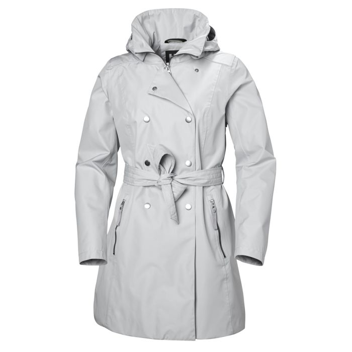 super cheap compares to order online look for Helly Hansen Womens Welsey II Trench