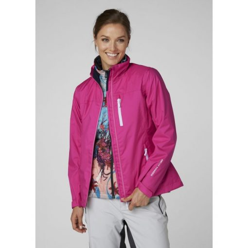 Helly Hansen W Crew Midlayer Jacket