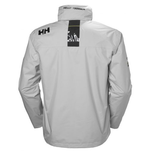 Helly Hansen Mens Crew Hooded Midlayer Jacket