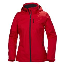 Helly Hansen Womens Crew Hooded Midlayer Jacket