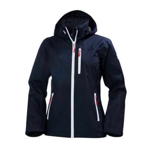 Helly Hansen Womens Crew Hooded Jacket