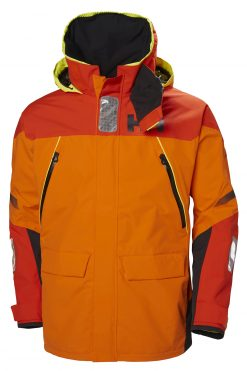 Men's blaze orange Skagen Jacket