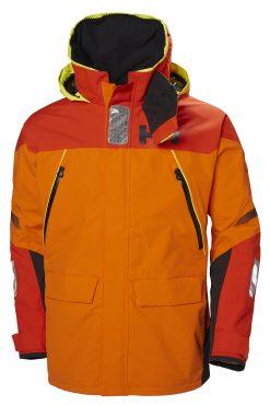 Men's blaze orange Skagen Jacket