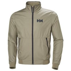 Helly Hansen Mens Crew Windbreaker Jacket