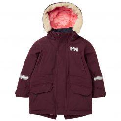 Helly Hansen Kid Winter Isfjord Down Parka Insulator Jacket