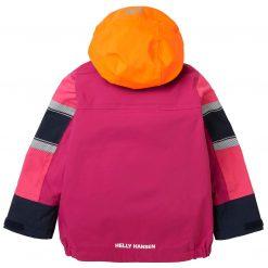 Helly Hansen Kid Urban Salt Coast Rain Jacket