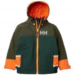 Helly Hansen Kid Urban Norse Rain Jacket