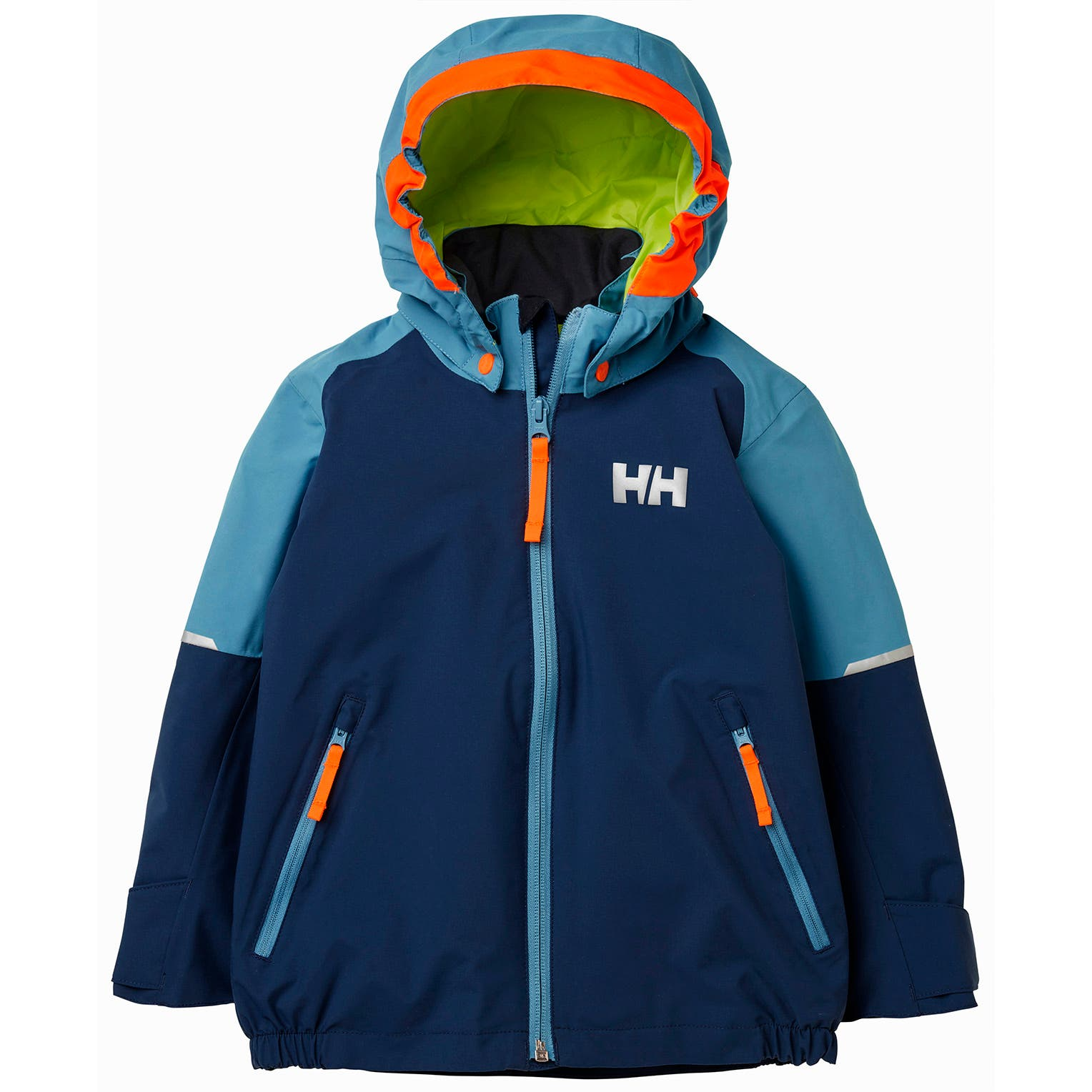 Helly-Hansen Kids /& Baby Shelter Waterproof Breathable All-weather Jacket