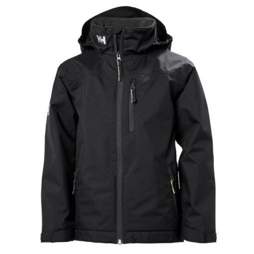Helly Hansen Junior Crew Midlayer Jacket