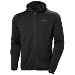 Helly Hansen Mens Midlayer Essentials Hh Merino Fleece Hooded Jacket