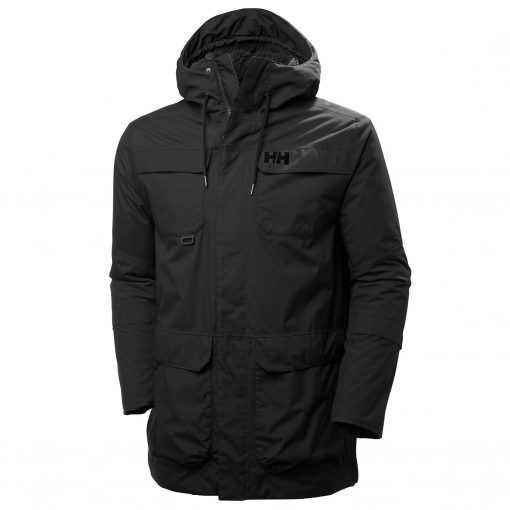 Helly Hansen Mens Arctic Legacy Galway Parka