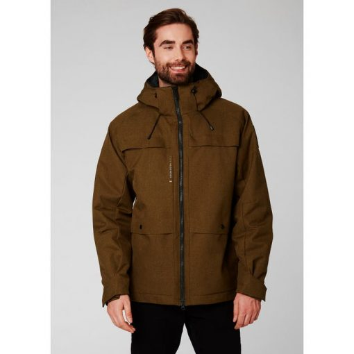 helly hansen mens chill parka