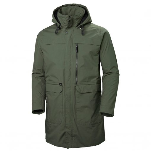 Helly Hansen Mens Arctic Legacy Waterville Coat Parka