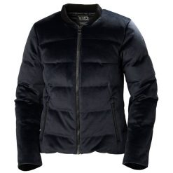 warm women's puffy jacket