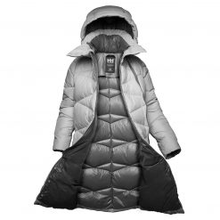 Helly Hansen Womens Arctic Legacy Tundra Down Coat Parka
