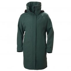 Helly Hansen Womens Beloved Wool Coat Parka