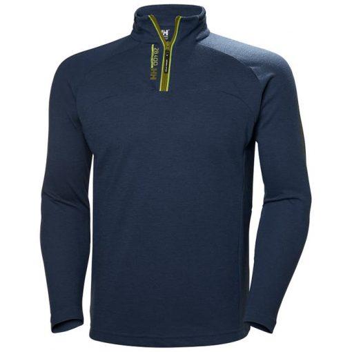 Helly Hansen Mens Sportswear Hp 1/2 Zip Pullover Sweater