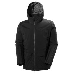 Men's black Shoreline Parka