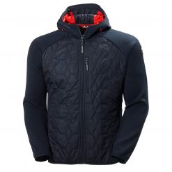 Helly Hansen Mens Sportswear Shore Hybrid Insulator Jacket