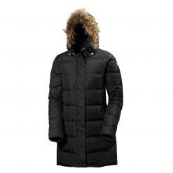 Helly Hansen Womens Arctic Legacy Aden Down Parka Rain Jacket