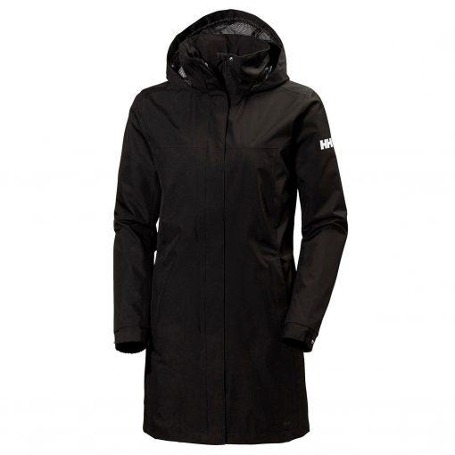 Helly Hansen Womens Urban Rainwear Aden Long Rain Coats