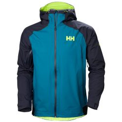 Men's blue Odin 9 Worlds Jacket