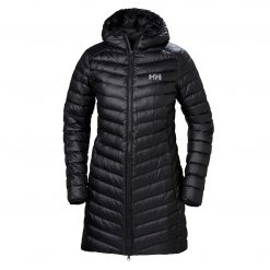 Helly Hansen Womens Verglas Long Insulator Down Jacket