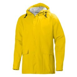 Men's yellow Lerwick waterproof Jacket