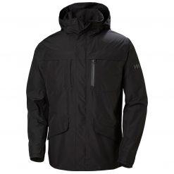 Helly Hansen Mens Nordic Rain Collection Reykjavik 3-In-1 Rain Coat