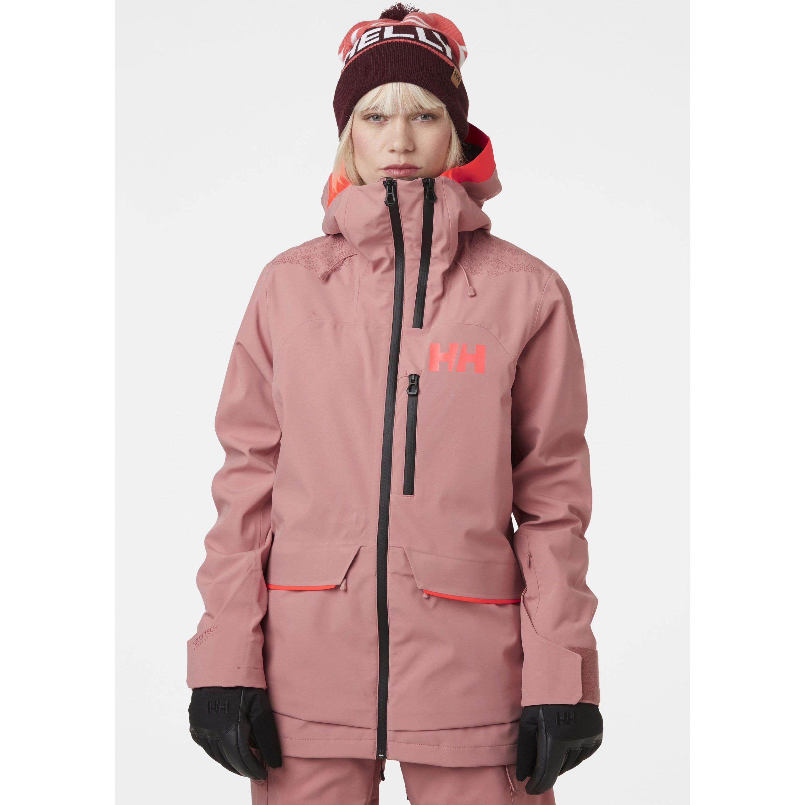 Helly Hansen Women's Aurora Shell 2.0 Jacket RED BRICK 65634-199 /'/'