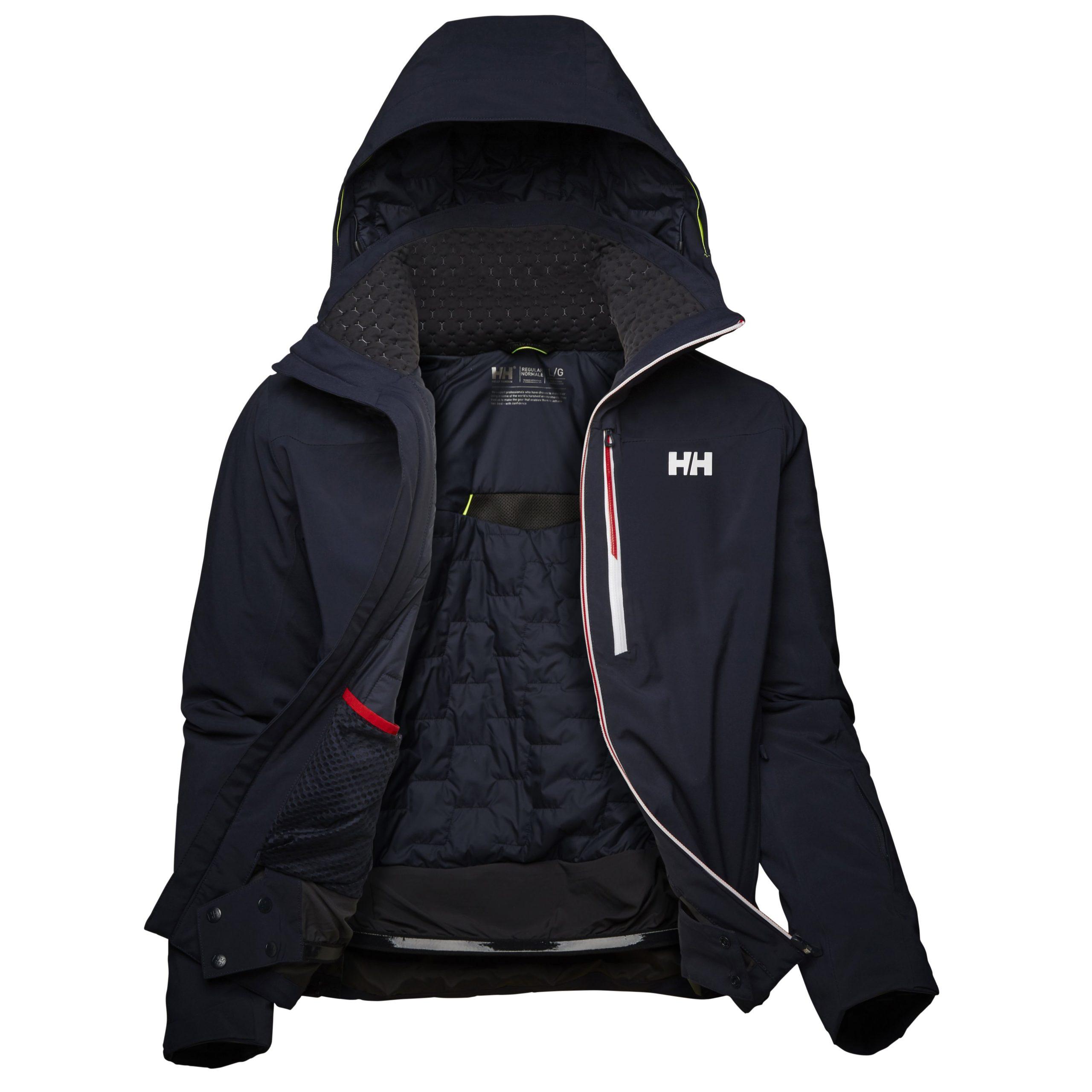 Abrigo Hombre Helly Hansen Alpha Lifaloft Jacket