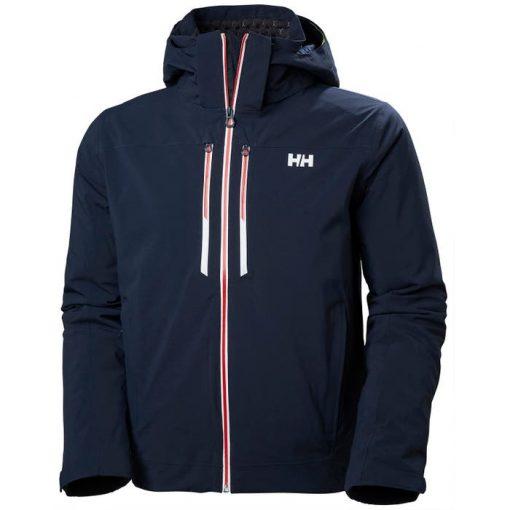 Helly Hansen Mens Ski Essentials Alpha Lifaloft Insulator Jacket